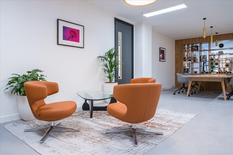 Berkeley Square House, Berkeley Square Office Space Mayfair