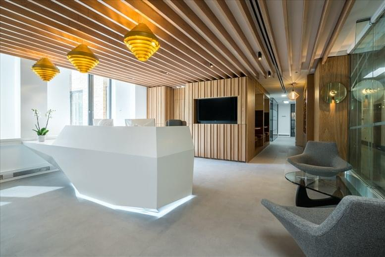 Picture of Berkeley Square House, Berkeley Square Office Space for available in Mayfair