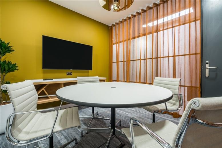 Image of Offices available in Mayfair: Berkeley Square House, Berkeley Square