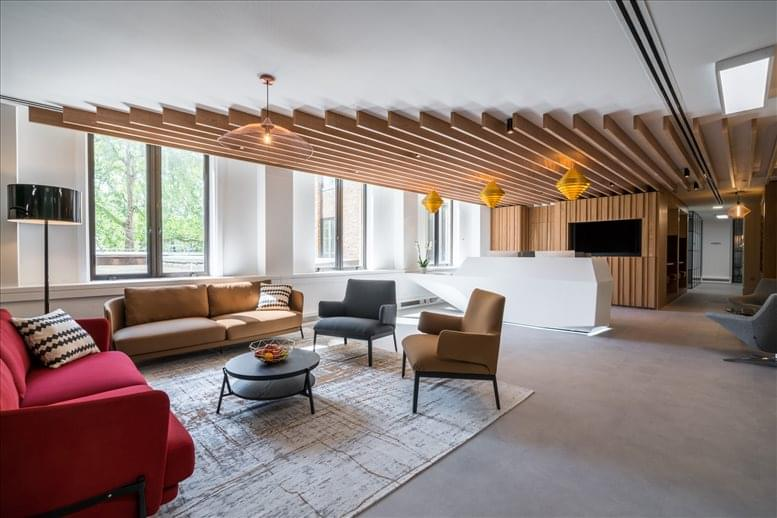 Rent Mayfair Office Space on Berkeley Square House, Berkeley Square