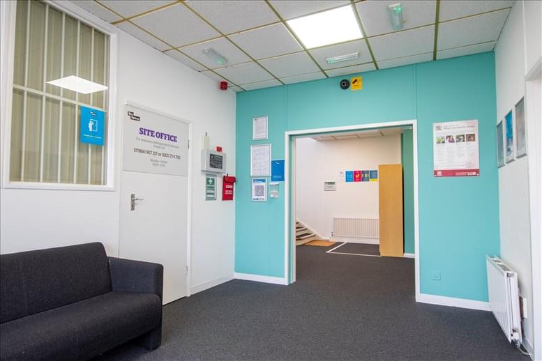 Picture of Addington Business Centre, Vulcan Way, New Addington Office Space for available in Croydon