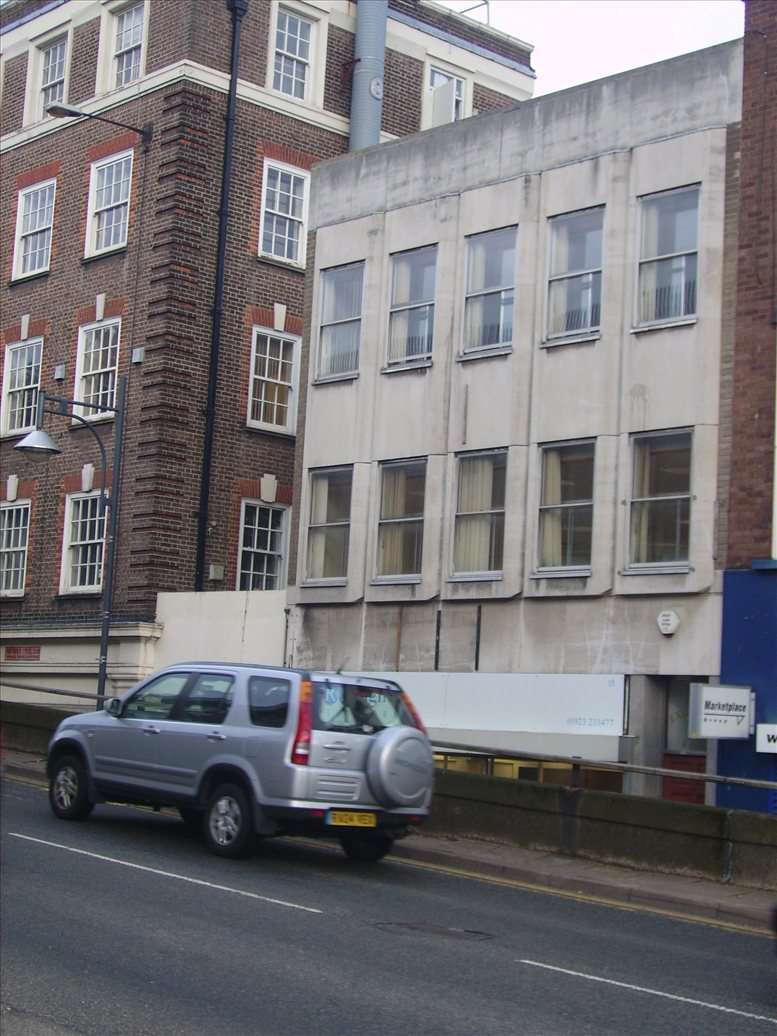 15-17 Exchange Road available for companies in Watford