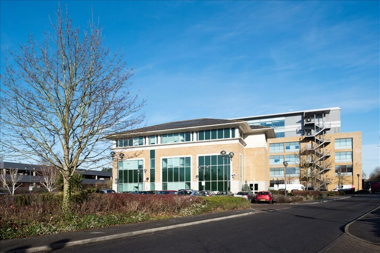 Regus House, Highbridge, Oxford Road available for companies in Uxbridge