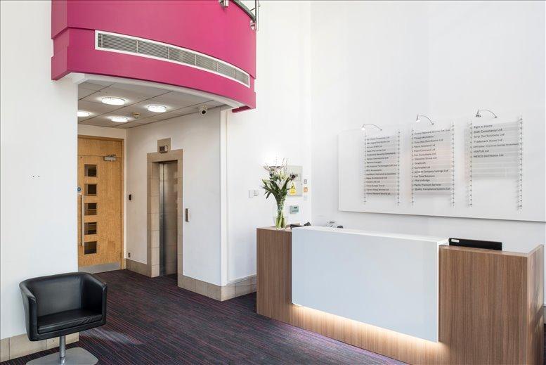 Regus House, Oxford Road Office for Rent Uxbridge