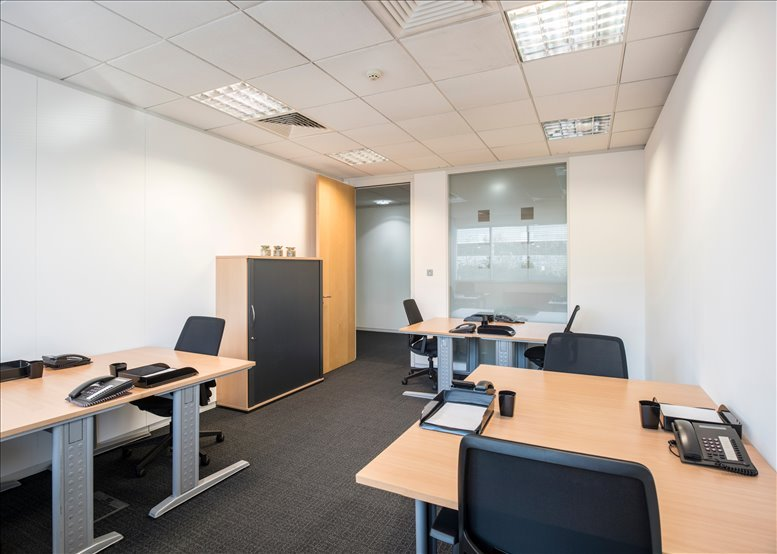 Image of Offices available in Uxbridge: Regus House, Oxford Road