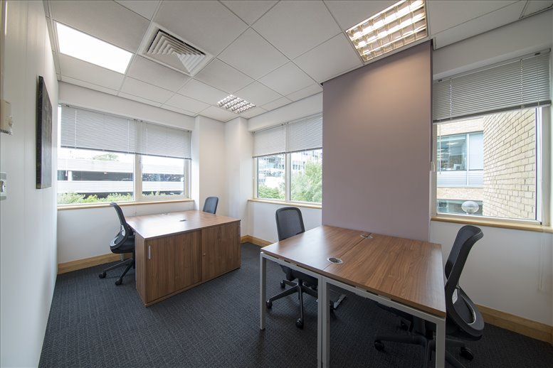 Rent Uxbridge Office Space on Regus House, Oxford Road