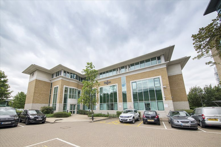 Photo of Office Space available to rent on Regus House, Oxford Road, Uxbridge