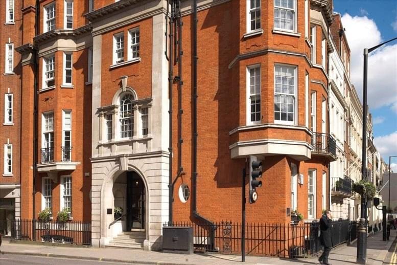 Office for Rent on 28 Grosvenor Street Mayfair