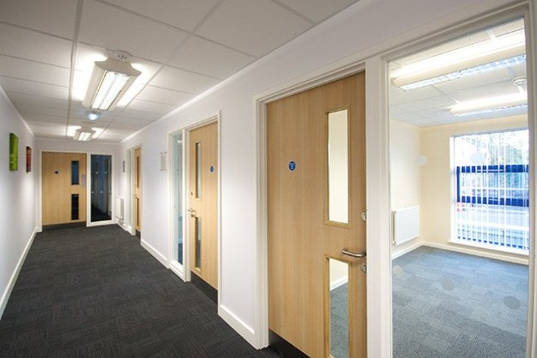 Picture of Links Industrial Estate, Popham Close, Hanworth Office Space for available in Twickenham