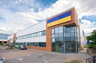 Photo of Office Space on Links Industrial Estate, Popham Close, Hanworth - Twickenham