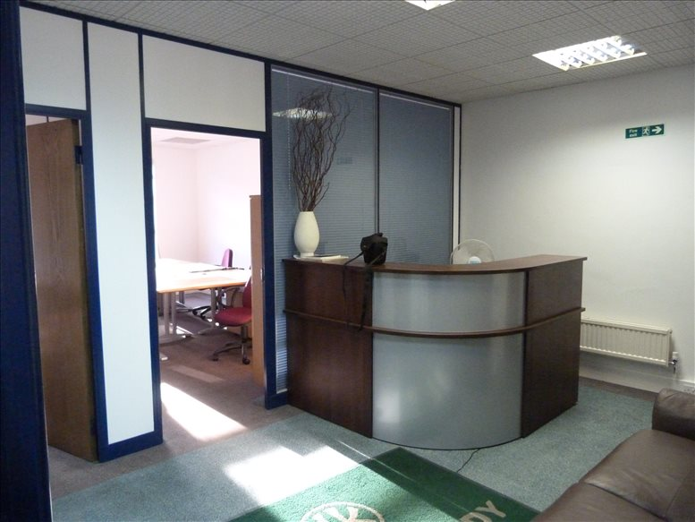 Picture of Watling Gate, 297-303 Edgware Road Office Space for available in Colindale