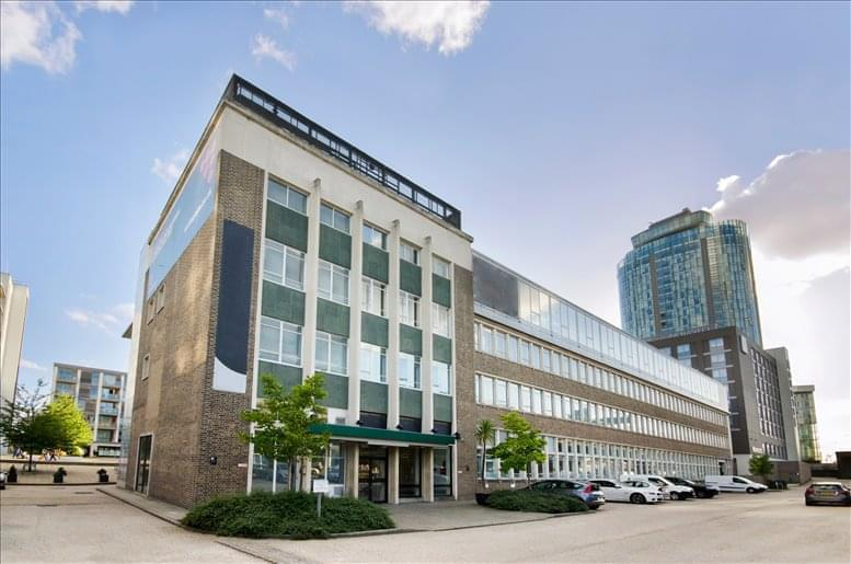 Q West, 1110 Great West Road Office Space Brentford