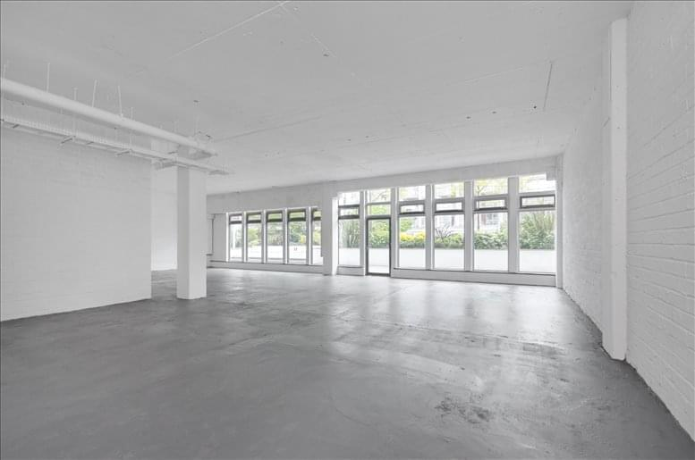 Picture of Q West, 1110 Great West Road Office Space for available in Brentford