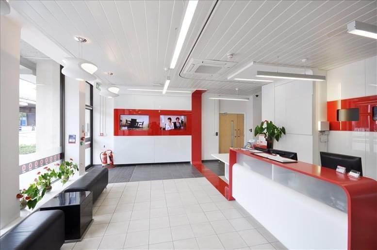 Office for Rent on Q West, 1110 Great West Road Brentford