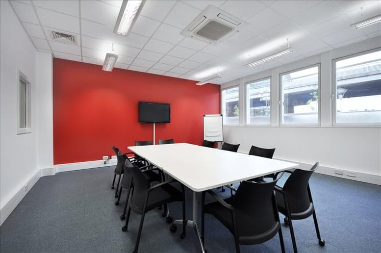 Image of Offices available in Brentford: Q West, 1110 Great West Road