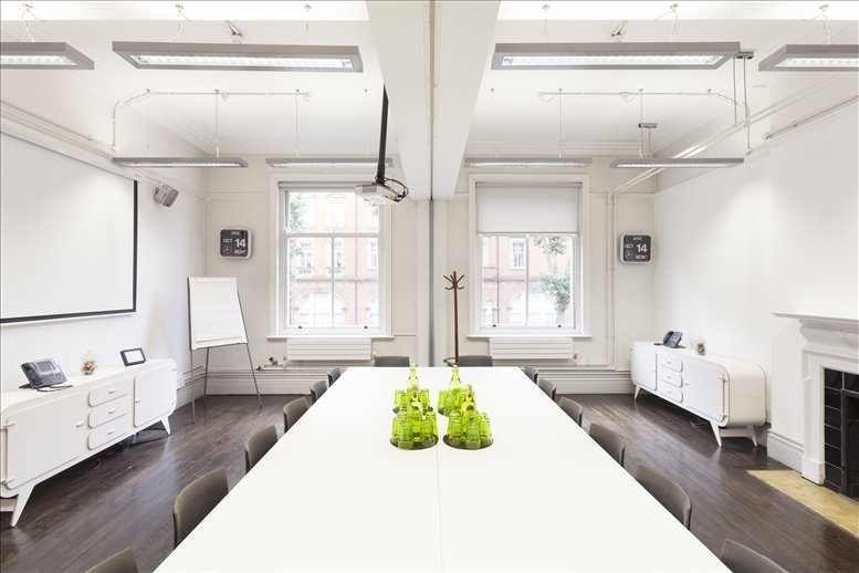 Marylebone Office Space for Rent on 12 Melcombe Place