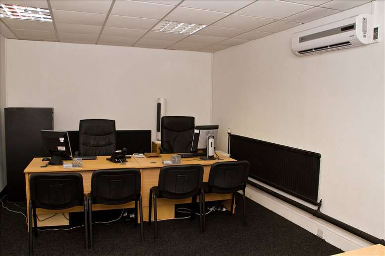 Image of Offices available in Barking: Heron House, 2 Heigham Road, East Ham