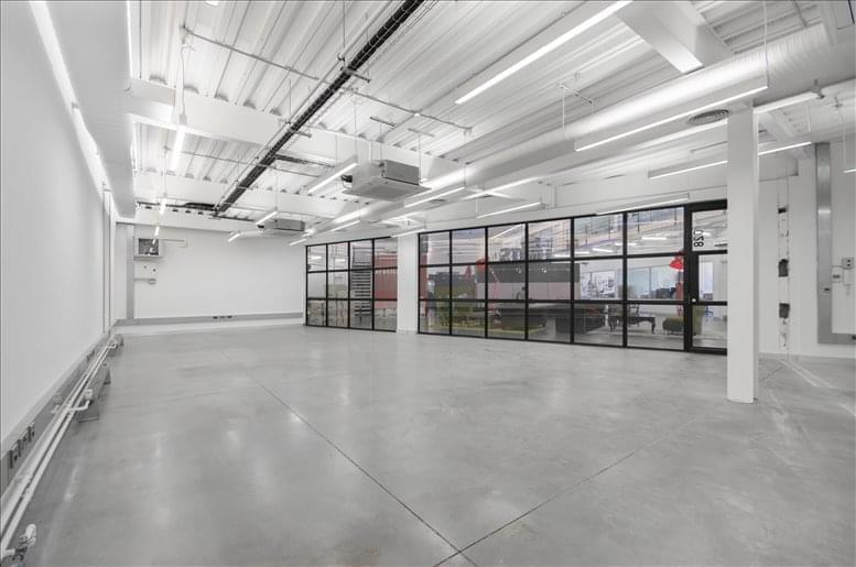 Image of Offices available in West London: Westbourne Studios, 242 Acklam Road