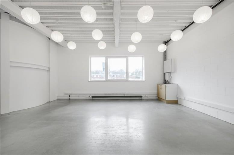 West London Office Space for Rent on Westbourne Studios, 242 Acklam Road
