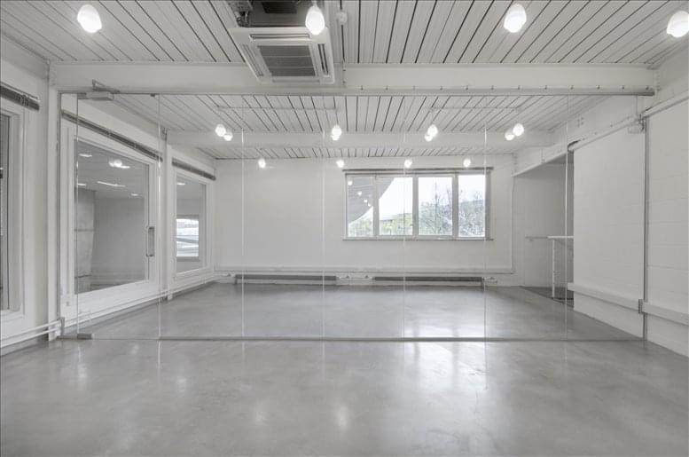 Rent West London Office Space on Westbourne Studios, 242 Acklam Road