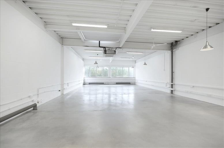 Photo of Office Space available to rent on Westbourne Studios, 242 Acklam Road, West London