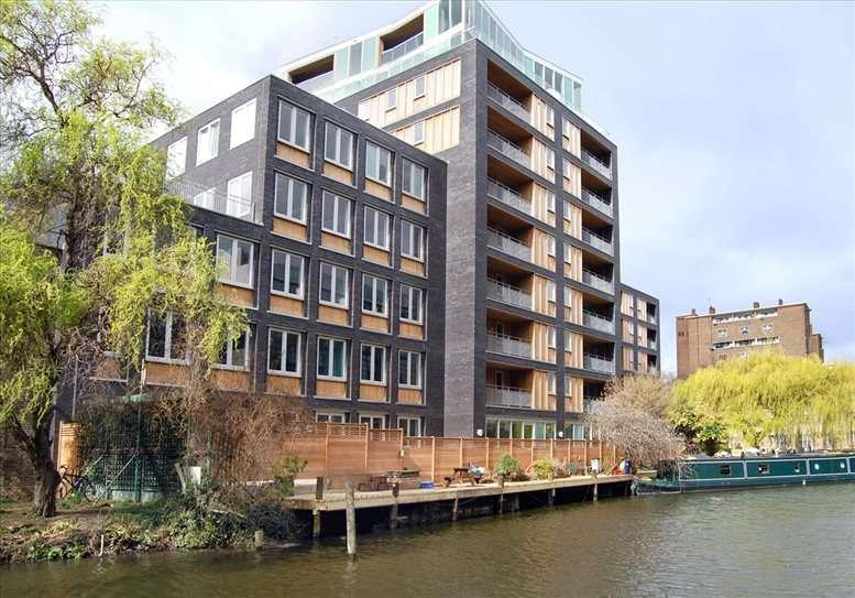 50-52 Wharf Road Office Space Hoxton