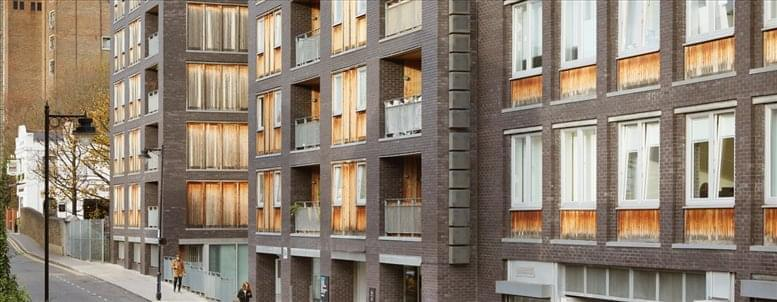 Hoxton Office Space for Rent on 50-52 Wharf Road