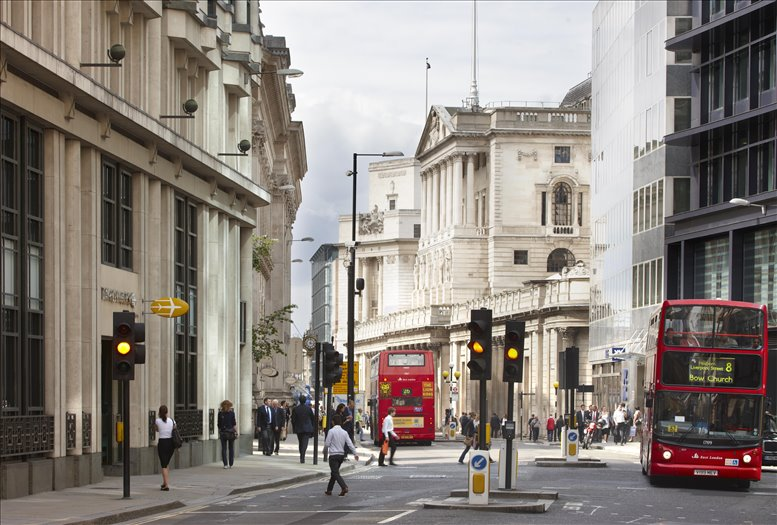 Rent Bank Office Space on 32 Threadneedle Street, City of London