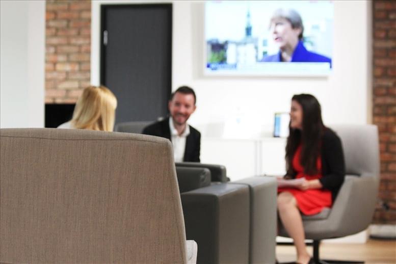 Photo of Office Space on 32 Threadneedle Street, City of London Bank