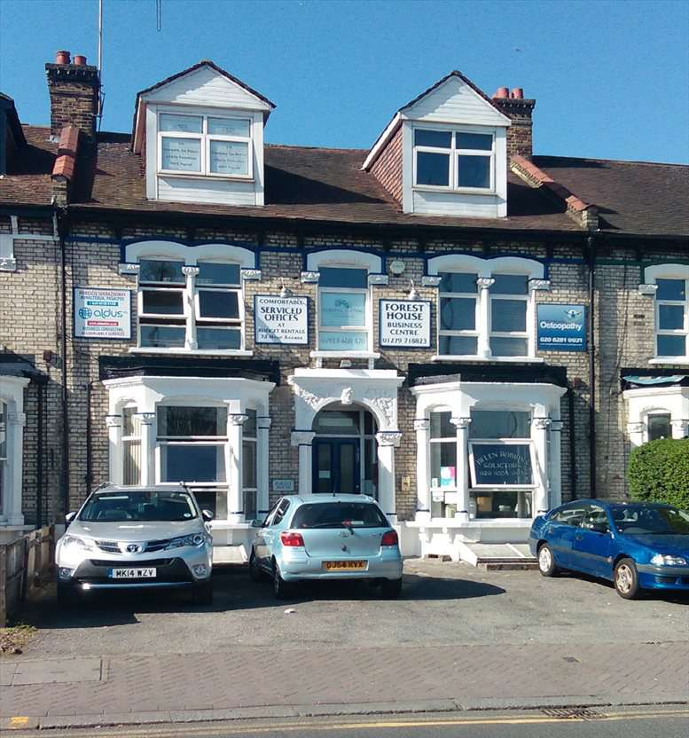 Forest House Business Centre, 8 Gainsborough Road, Leytonstone Office for Rent South Woodford