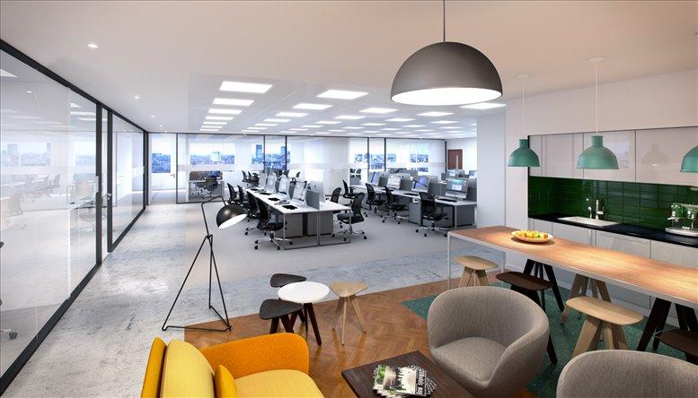 Photo of Office Space on Capital Tower, 91 Waterloo Road, Lambeth Waterloo