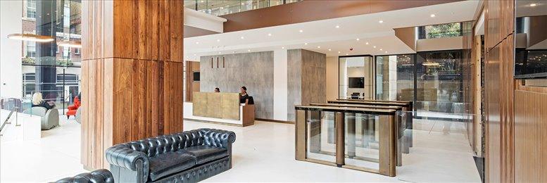Capital Tower, 91 Waterloo Road, Lambeth Office for Rent Waterloo