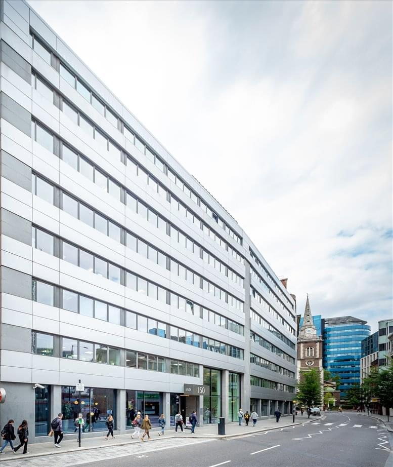 150 Minories, City of London Office for Rent Aldgate