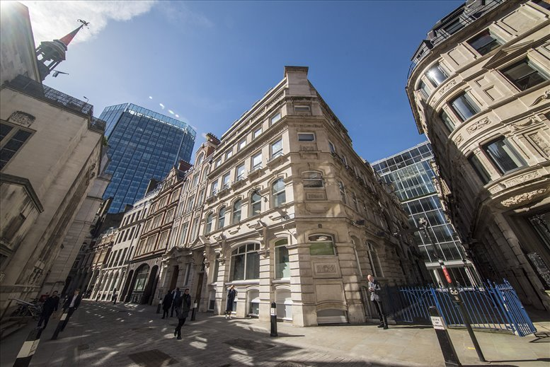 Photo of Office Space on 27 Austin Friars, City of London Bishopsgate