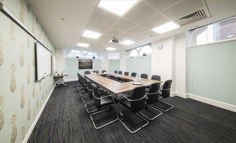 27 Austin Friars, City of London Office for Rent Bishopsgate