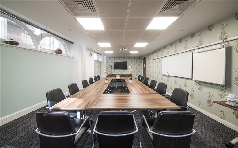 Picture of 27 Austin Friars, City of London Office Space for available in Bishopsgate