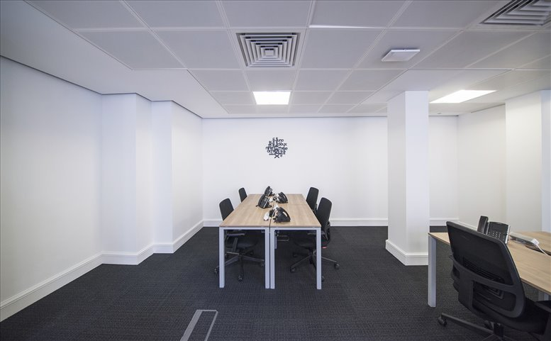 Office for Rent on 27 Austin Friars, City of London Bishopsgate