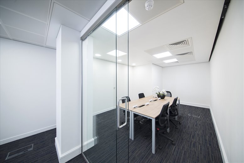 Bishopsgate Office Space for Rent on 27 Austin Friars, City of London
