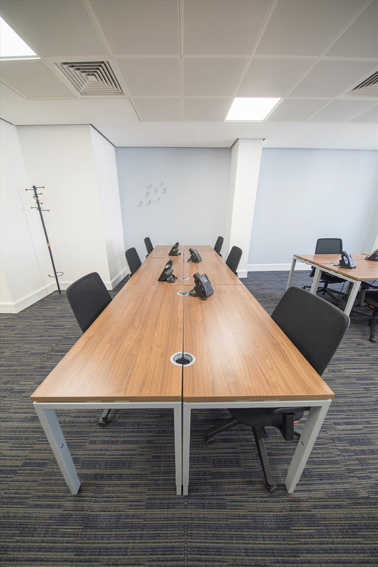 Rent Bishopsgate Office Space on 27 Austin Friars, City of London