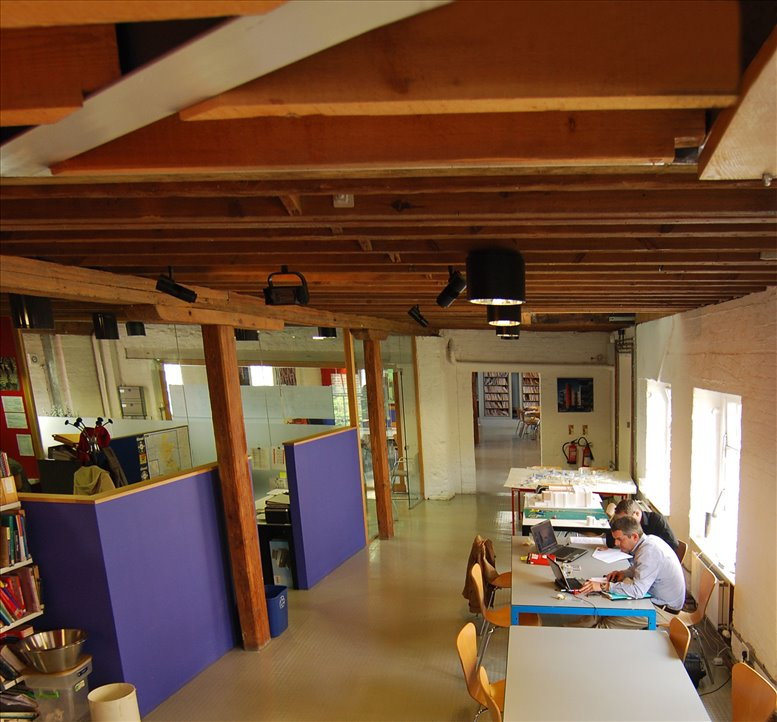 Image of Offices available in Kings Cross: Phoenix Yard, 65 Kings Cross Road