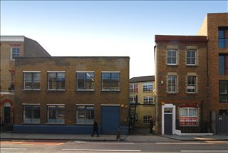 Photo of Office Space on Phoenix Yard, 65 Kings Cross Road - Kings Cross
