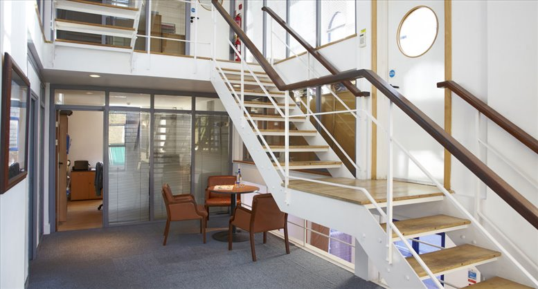 Picture of The Old Church, Quicks Road Office Space for available in Wimbledon