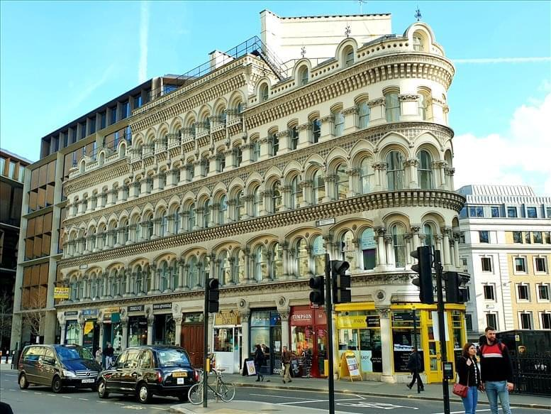 Albert Buildings, 49 Queen Victoria Street available for companies in Cannon Street