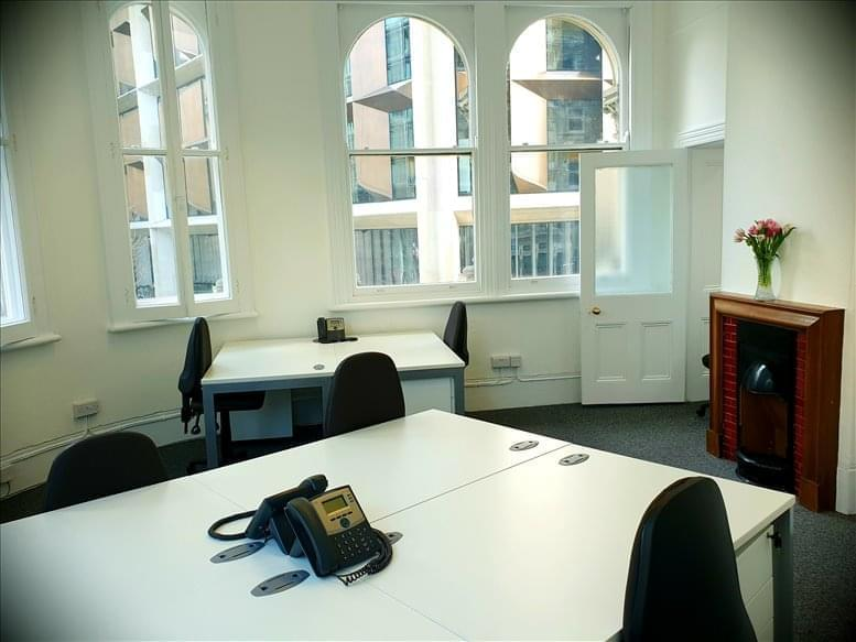 Picture of Albert Buildings, 49 Queen Victoria Street Office Space for available in Cannon Street