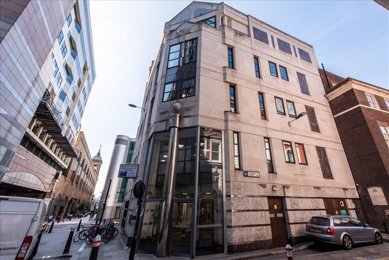 Photo of Office Space on Dowgate Hill House, 14-16 Dowgate Hill, City of London Cannon Street