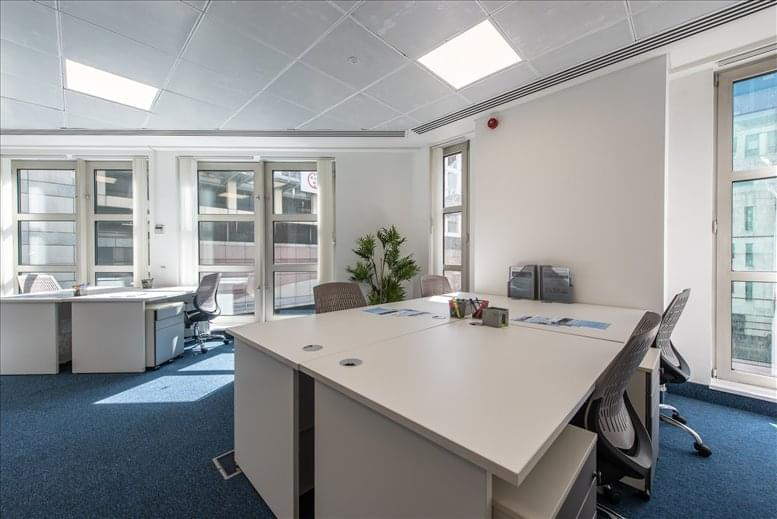 Dowgate Hill House, 14-16 Dowgate Hill, City of London Office for Rent Cannon Street