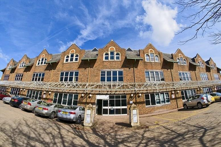 Photo of Office Space on St Albans Fountain Court, 2 Victoria Square, Victoria Street - AL1