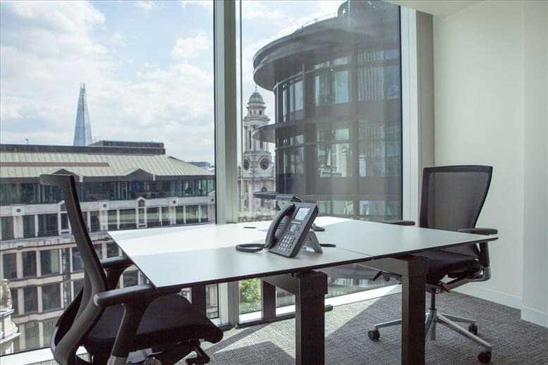 125 Old Broad Street, City of London Office for Rent Bank