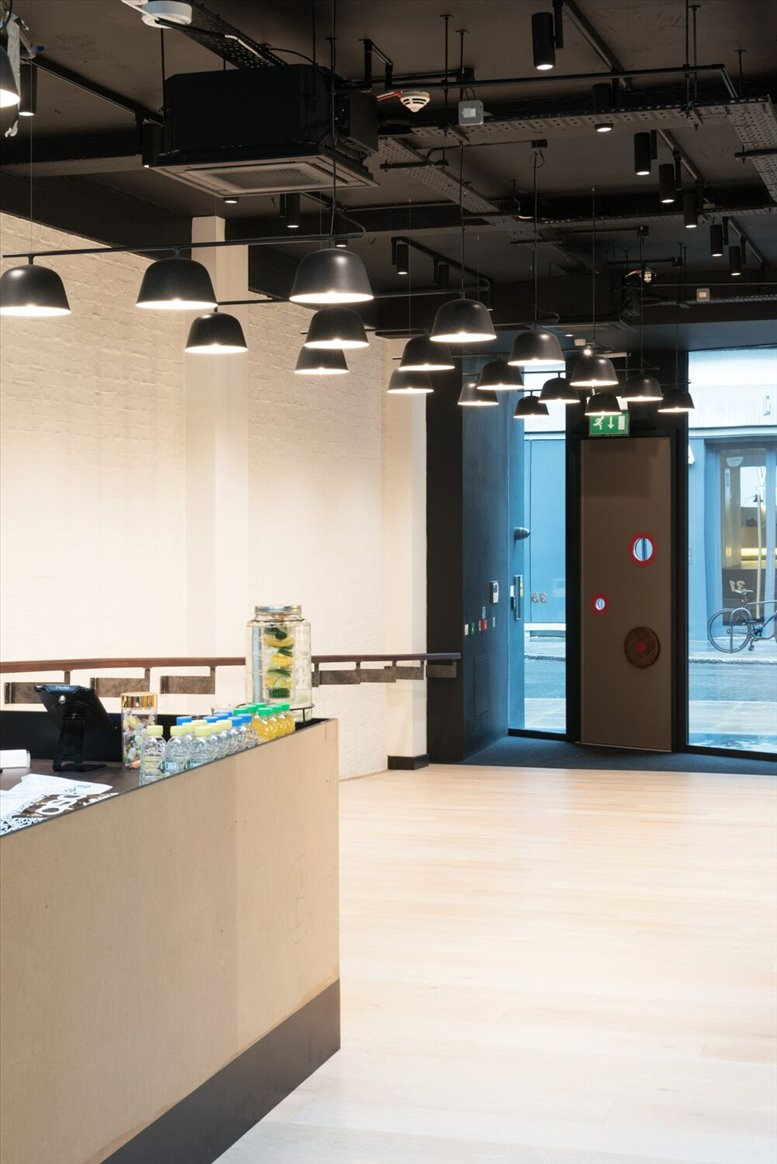 Photo of Office Space available to rent on 31-35 Kirby Street, Farringdon