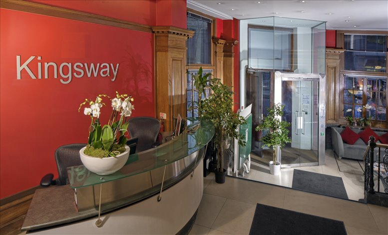 Photo of Office Space on 88 Kingsway, Holborn Holborn